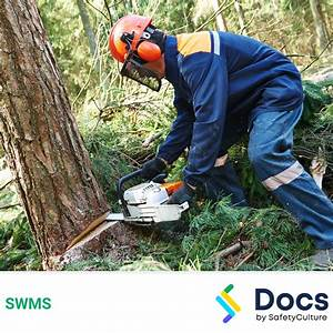 Tree Felling  Manual  Swms