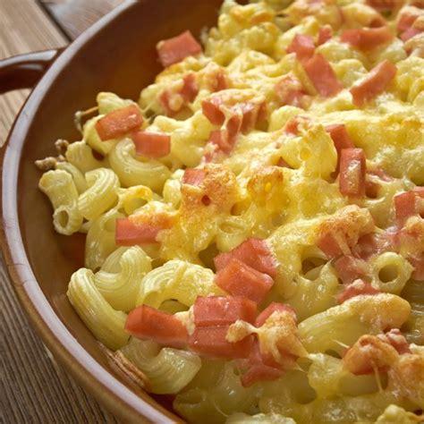 recette gratin de p 226 tes au jambon et au fromage