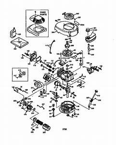 Tecumseh Tecumseh Engine Parts