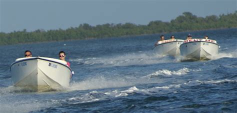 Speed Boat To Key West by Speed Boat Adventure Key West Vacation