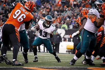 Eagles Philadelphia Cut Running Backs Cincinnati Which