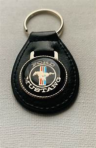Ford Mustang Keychain Leather Ford key chain | eBay