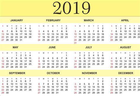 yearly calendar  printable blank templates