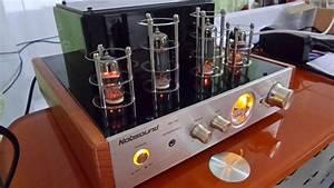 Ms 10d Tube Amplifier Class A Tube Amp Amplifier Hifi
