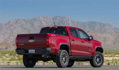 2020 Chevy Colarado Diesel by 2020 Chevy Colorado Diesel Colors Release Date Changes