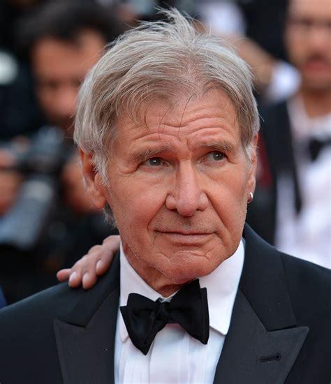 Harrison Ford by Harrison Ford Hospitalized On Wars Episode Vii Set