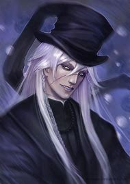 Black Butler Undertaker Fan Art