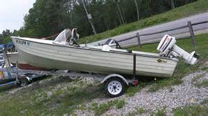 Images of Mirrocraft Aluminum Boats
