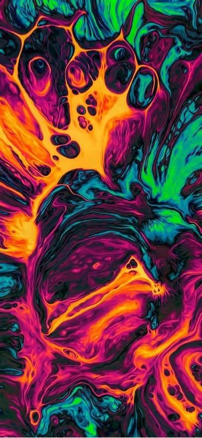 Trippy Colorful Wallpapers Iphone Graffiti Fondos Pantalla