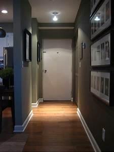 Couleur Peinture Couloir : aide couleur des murs couloirs salon cuisine ~ Mglfilm.com Idées de Décoration