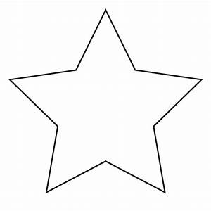 Rounded Star Clip Art Outline | Clipart Panda - Free ...