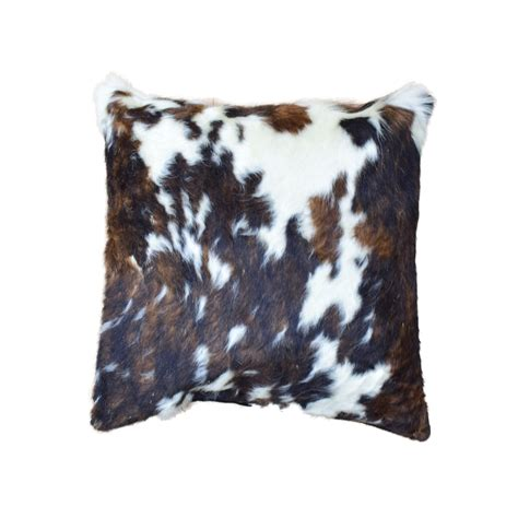 Cowhide Pillows For Sale by Tricolor Cowhide Pillow 18 Quot Taxidermy Mounts For Sale