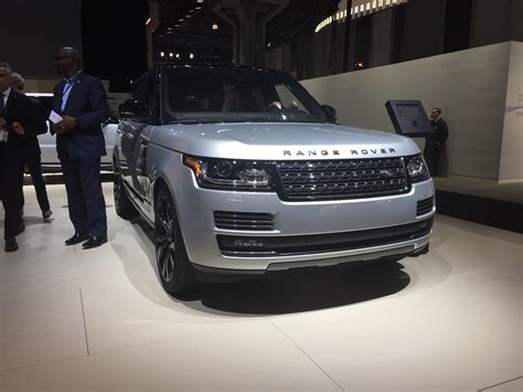 The Top Reason Why Land Rover Just Made This $200,000 Suv