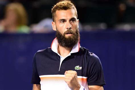 Official tennis player profile of benoit paire on the atp tour. Paire, Hurkacz to meet in Winston-Salem Open final - myKhel