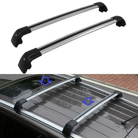 Mitsubishi Outlander Roof Rack by Fit For Mitsubishi Outlander 2013 2017 Baggage Roof Rack