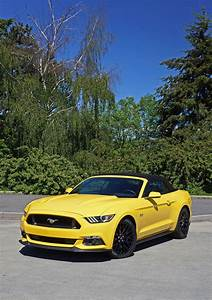 2016 Ford Mustang GT Convertible Road Test Review | The Car Magazine