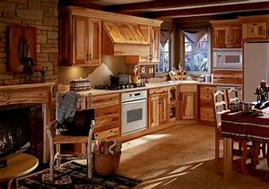 Old Fashioned Small Rustic Kitchen Designs — All Home