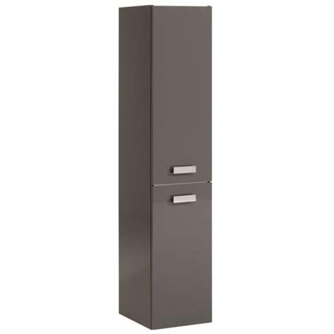 colonne 2 portes studio 2 laque gris