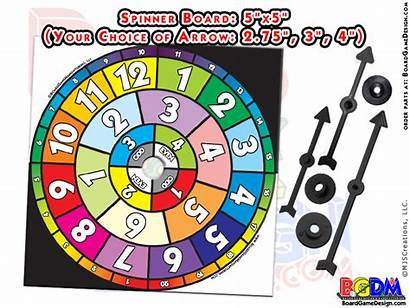 Spinner Board Arrow Games Arrows Boards Clipart
