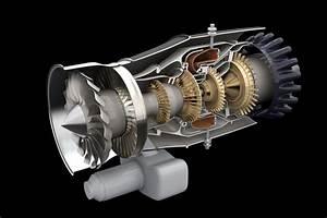 Charles Floyd Design And Illustration   Pw615 Jet Engine