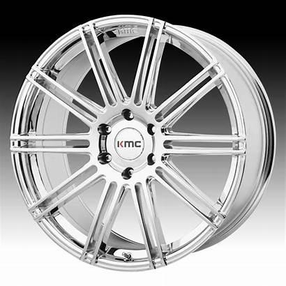 Kmc Chrome Wheels Rims Custom Channel Trucks