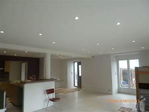 Spot Plafond Salon : spot plafond salon dcorer vos plafonds avec des ~ Edinachiropracticcenter.com Idées de Décoration