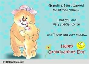 Happy Grandparents Day Grandma