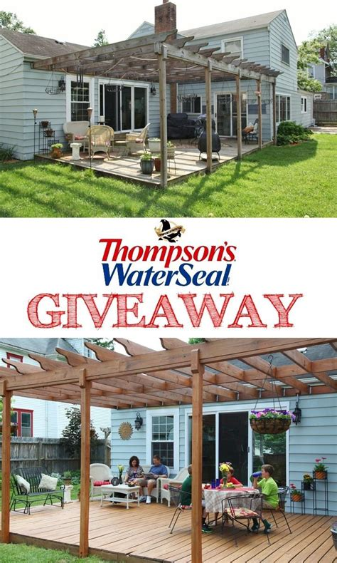 waterproofing stain images  pinterest thompson