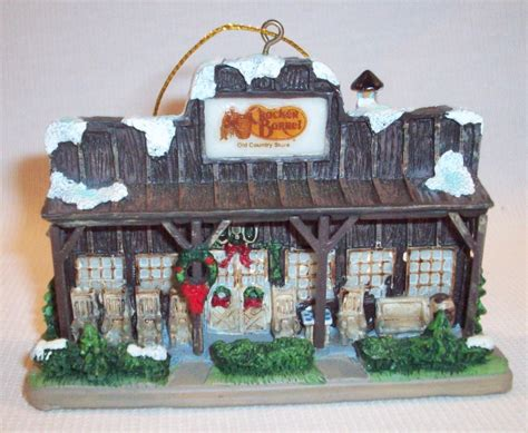 cracker barrel old country store christmas ornament 2005