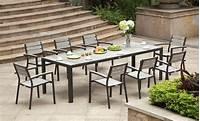 lovely modern metal patio table Lovely Modern Metal Patio Table - Patio Design #385