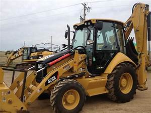 Caterpillar 428e Backhoe Loader Parts Manual Parts