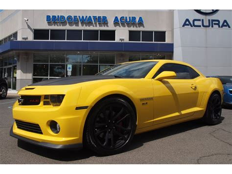 pre owned  chevrolet camaro ss coupe  bridgewater