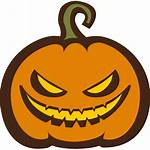 Pumpkin Halloween Icon Vector Drawing Transparent Icons