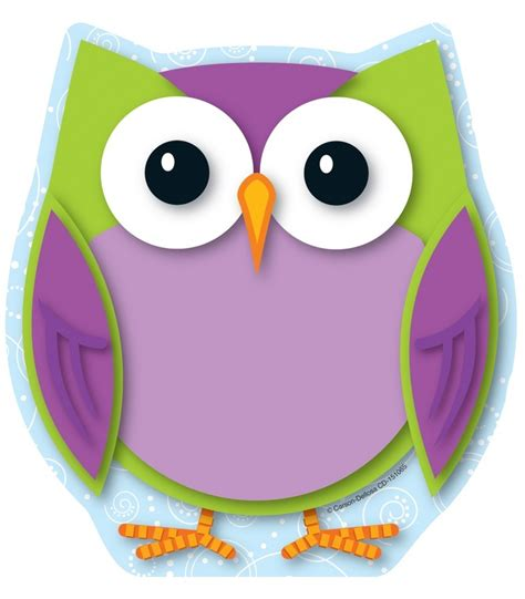 51 best images about colorful owls classroom on pinterest