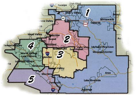 Mt San Jacinto College Map