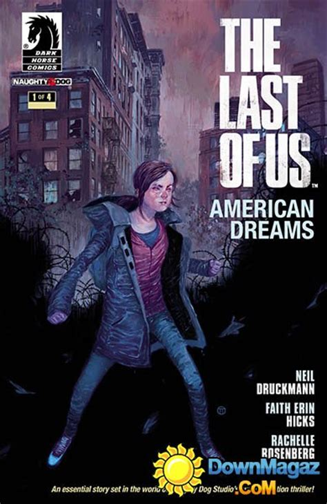 The Last Of Us American Dreams 1 To 4 Download Pdf