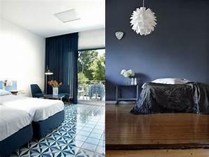 deco chambre bleu canard ralisscom With couleur gris bleu peinture 6 hotel r best hotel deal site