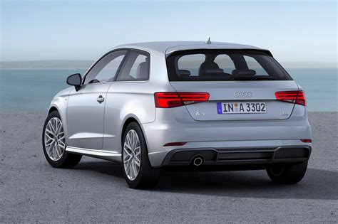 Audi A3 by Facelifted Audi A3 Revealed New Tech Kit And Engines By