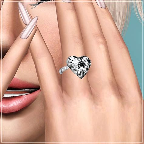 sims l a d y g a g a tayga engagement ring you wish it you get it sims 3 sims 3