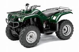 2009 Yamaha Grizzly 350 4x4