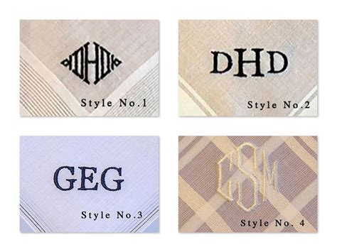 free shipping 3 mens monogrammed handkerchiefs script men 39 s fine cotton handkerchief style 202 with 3 initial