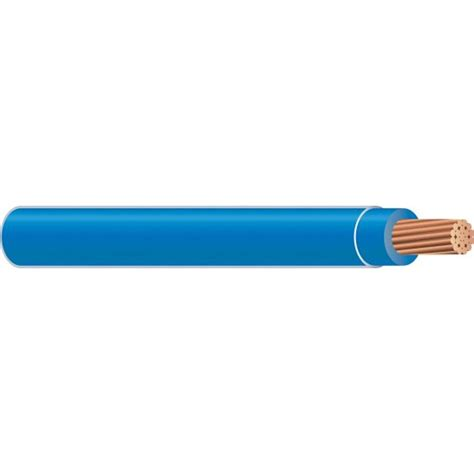 southwire 1000 ft 8 blue stranded cu simpull thhn wire 20491706 the home depot