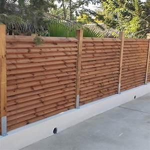Panneau En Bois Brise Vue : panneau bois exterieur persienne ~ Dailycaller-alerts.com Idées de Décoration