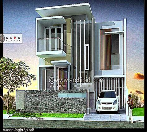 rumah modern minimalis design rumah minimalis
