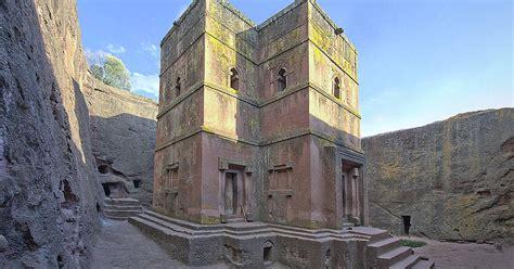 rock hewn churches lalibela unesco world heritage centre