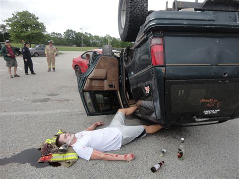 Bodies In Fatal Car Wrecks,