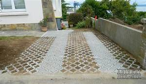 awesome gravier pour allee jardin ideas design trends With gravier pour allee de garage