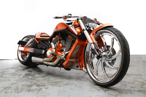 Used 2013 Harley Davidson V-rod Muscle Motorcycles In