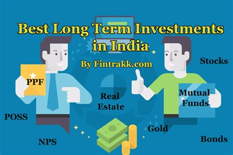 Risk and rewards have a direct relationship. 7 Best Long term Investment Options in India | Fintrakk