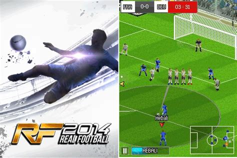 real football 2014 by gameloft mobers org your daily source for mobile